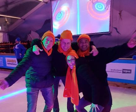 collegas raalte on ice